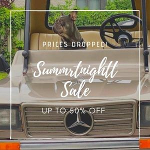 Shop The Summernightt Sale!